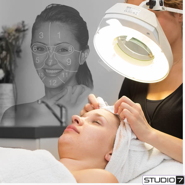 Studio7 face mapping