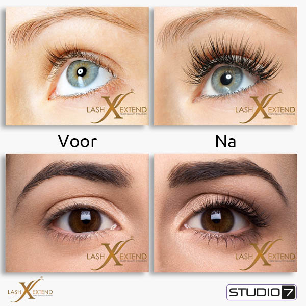 Studio7 Lash eXtend wimperextensions